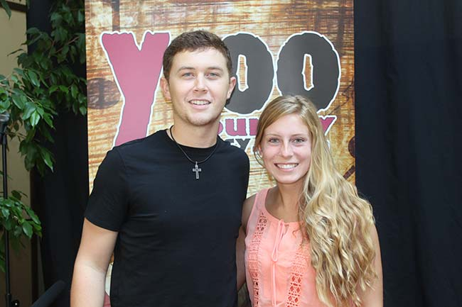 Scotty mccreery talks about dating