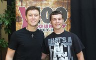Subway Fresh Faces of Country @ Y100 :: Scotty McCreery Meet & Greets 13