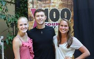 Subway Fresh Faces of Country @ Y100 :: Scotty McCreery Meet & Greets 10