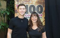 Subway Fresh Faces of Country @ Y100 :: Scotty McCreery Meet & Greets 5