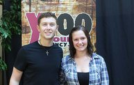 Subway Fresh Faces of Country @ Y100 :: Scotty McCreery Meet & Greets 29