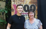 Subway Fresh Faces of Country @ Y100 :: Scotty McCreery Meet & Greets 28