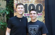 Subway Fresh Faces of Country @ Y100 :: Scotty McCreery Meet & Greets 27