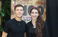 Subway Fresh Faces of Country @ Y100 :: Scotty McCreery Meet & Greets 23