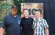 Subway Fresh Faces of Country @ Y100 :: Scotty McCreery Meet & Greets 21