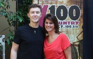 Subway Fresh Faces of Country @ Y100 :: Scotty McCreery Meet & Greets 17