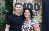 Subway Fresh Faces of Country @ Y100 :: Scotty McCreery Meet & Greets 14