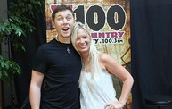 Subway Fresh Faces of Country @ Y100 :: Scotty McCreery Meet & Greets 8