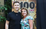 Subway Fresh Faces of Country @ Y100 :: Scotty McCreery Meet & Greets 6