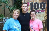 Subway Fresh Faces of Country @ Y100 :: Scotty McCreery Meet & Greets 2