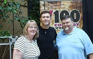 Subway Fresh Faces of Country @ Y100 :: Scotty McCreery Meet & Greets 1