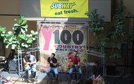 Scotty McCreery :: Subway Fresh Faces of Country :: Performance Shots 13