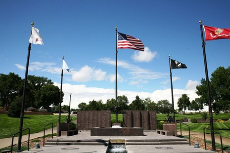 S.D. Vietnam War Memorial (KELO AM File)