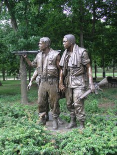 Vietnam Memorial Washington D.C. (KELO AM File)
