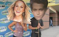 Carrie Underwood & Hunter Hayes Fargodome 5