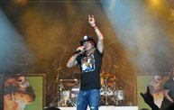 Wisconsin Valley Fair 2013 - Bret Michaels 1
