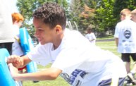 The Faces of the 2013 Rich Bessert Free Football Camp With WNFL 1