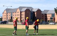 Bison Football First Fall Practice 18