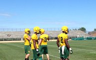 Bison Football First Fall Practice 17