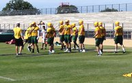 Bison Football First Fall Practice 10