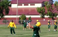 Bison Football First Fall Practice 5