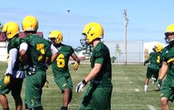 Bison Football First Fall Practice 4