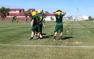 Bison Football First Fall Practice 3