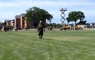 Bison Football First Fall Practice 2