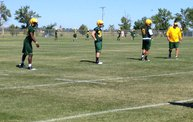 Bison Football First Fall Practice 1