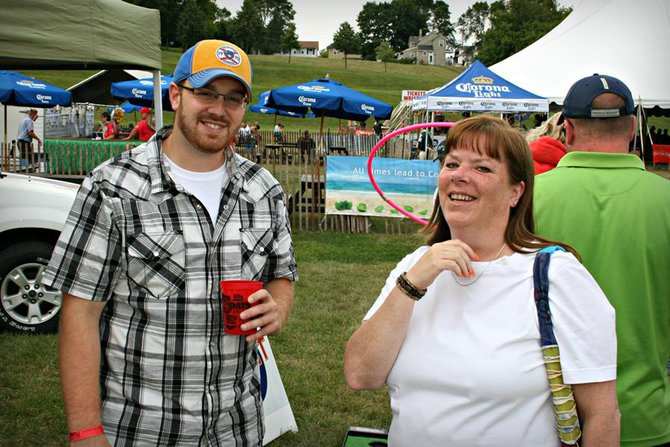 Caught ya chattin' with a B93 fan Jon!