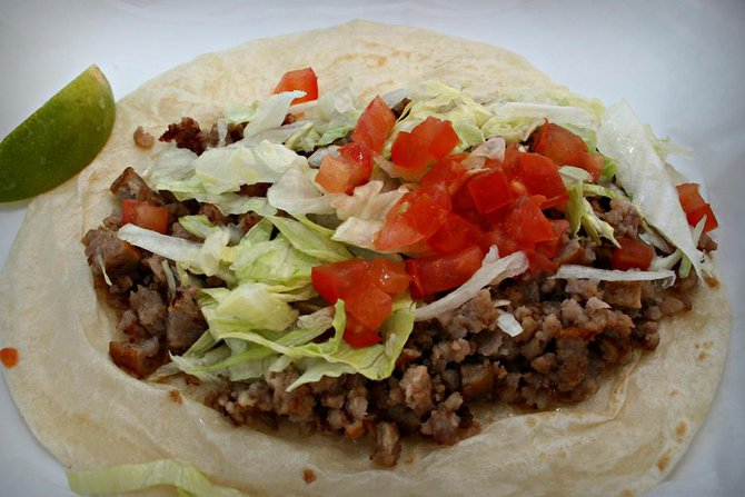 Brat tacos... Try em!