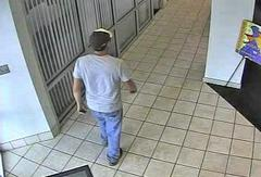 Robbery Suspect pic 1 provided by Vigo County Sheriff