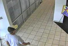 Robbery Suspect pic 2 provided by Vigo County Sheriff