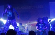 American Head Charge, Beyond Threshold, Blue Felix, & Dead Horse Trauma at The Fillmor 11