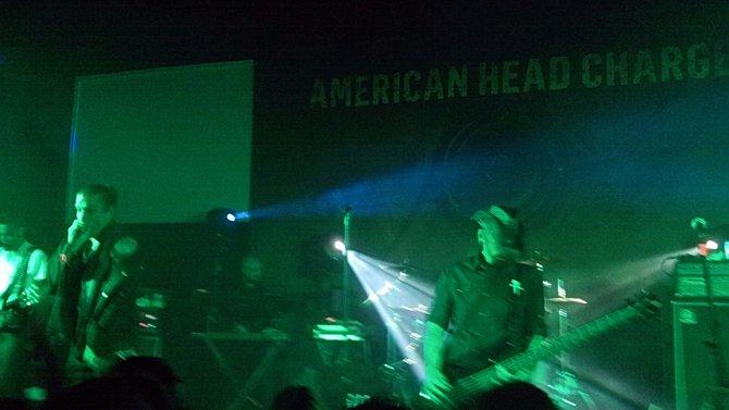 American Head Charge