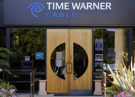 The Time Warner Cable office is shown in Carlsbad, California November 5, 2012. REUTERS/Mike Blake