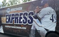Brewers Fan Bus - 2013 2