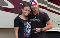 Wisconsin Valley Fair - Bret Michaels Meet & Greet 30
