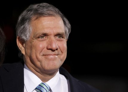 "CBS chief executive officer Les Moonves arrives at the premiere of CBS Film's ""Extraordinary Measures"" at Grauman's Chinese Theatre in Holly"