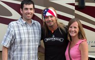 Wisconsin Valley Fair - Bret Michaels Meet & Greet 26
