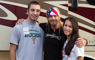 Wisconsin Valley Fair - Bret Michaels Meet & Greet 18