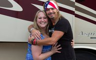 Wisconsin Valley Fair - Bret Michaels Meet & Greet 12