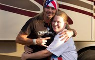 Wisconsin Valley Fair - Bret Michaels Meet & Greet 10