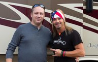 Wisconsin Valley Fair - Bret Michaels Meet & Greet 8