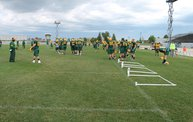 Bison Football Fall Practice - August 6, 2013 14