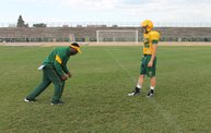 Bison Football Fall Practice - August 6, 2013 11