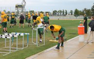 Bison Football Fall Practice - August 6, 2013 7