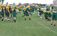 Bison Football Fall Practice - August 6, 2013 6
