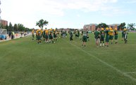 Bison Football Fall Practice - August 6, 2013 5