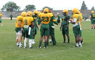 Bison Football Fall Practice - August 6, 2013 3